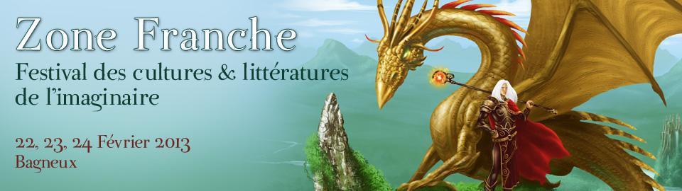 Zone Franche, Festival des cultures & littératures de l'imaginaire