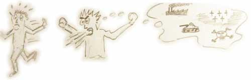 Ecrivains malheureux : Le monde est stone