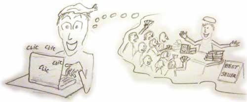 Ecrivains malheureux : Ecrire son mal-être